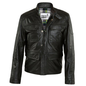 Mens Trete Contemporary Jacket Black
