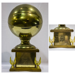 "Al Severance ""25 Years of Coaching"" Trophy"