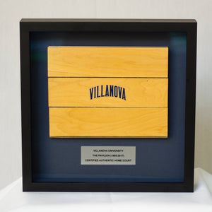 Shadow Box with Basketball Court Wood (Triple)