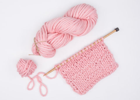 Pinky Mighty Good Yarn