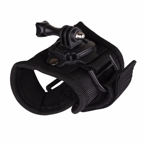 PINkart-USA Default Title 360Degree Rotation Wrist Hand Strap Belt Mount For Gopro Hero 4 3 Xiaomi Yi Sj4000 Sj5000 Sj7000