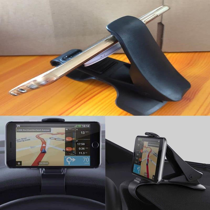 PINkart-USA Hot Sale Universal High Power Car Dashboard Mount Holder Stand Hud Design Cradle For Cell Phone Gps