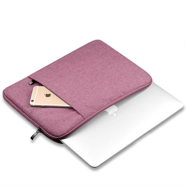 PINkart-USA Nylon Laptop Sleeve Notebook Bag Pouch Case For Macbook Air 11 13 12 15 Pro 13.3 15.4 Retina Unisex