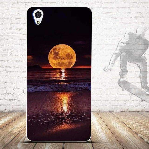 PinKart-USA Online Shopping 12 For Oneplus X Case Cover Relief Painting Back Cover For One Plus X / 1+X Cases Silicon Cell Phone