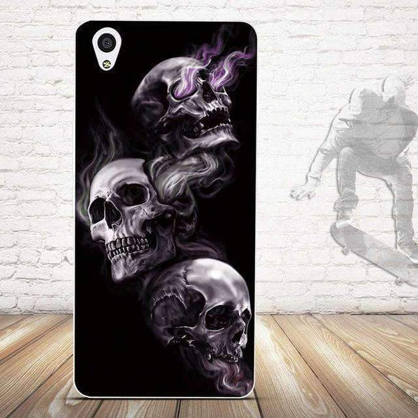 PinKart-USA Online Shopping 6 For Oneplus X Case Cover Relief Painting Back Cover For One Plus X / 1+X Cases Silicon Cell Phone