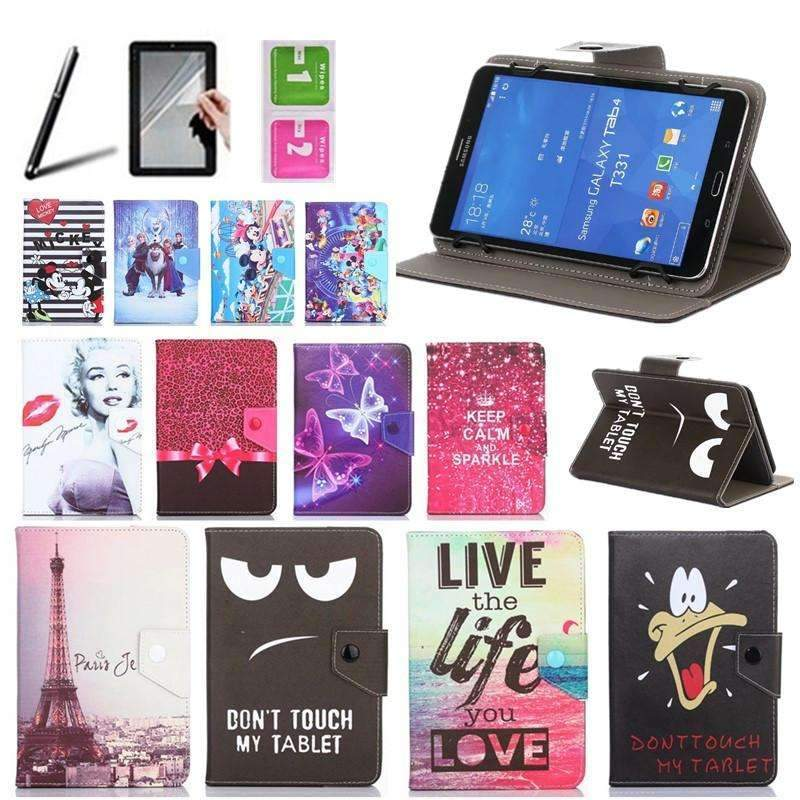 PinKart-USA Online Shopping Histers Universal Cover For Prestigio Multipad Grace 3118 Pmt3118/3318 Pmt3318 3G 8 Inch Tablet