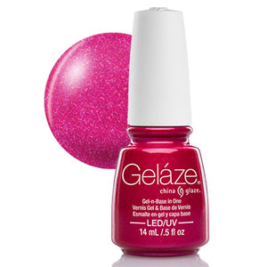 108 Degrees Gelaze UV LED Gel Polish 14ml