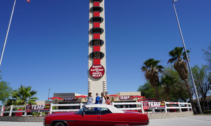 A Fabulous Guide for Road Tripping to Vegas