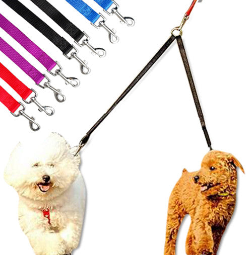 Double Nylon Lead for Pets