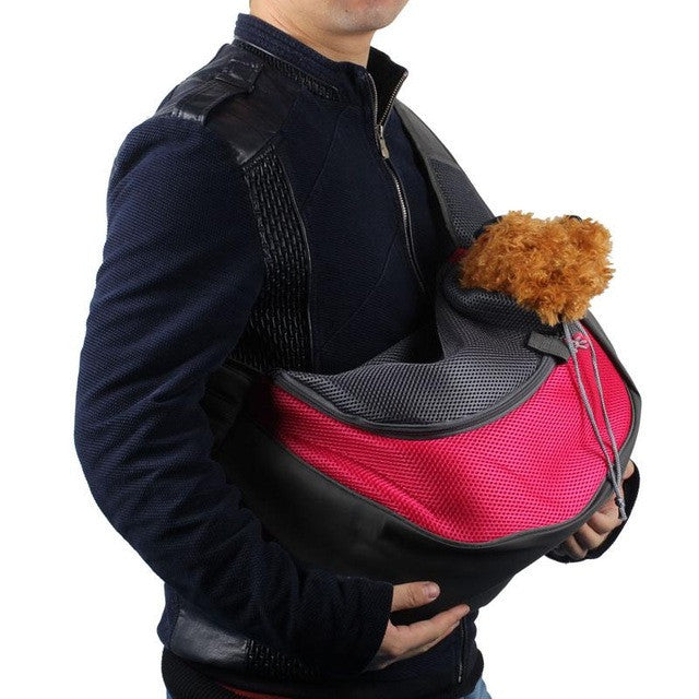Pet Front Facing Backpack