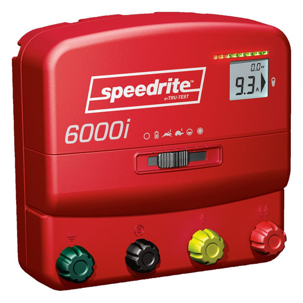 Speedrite 6000I Unigizer (Includes Remote) - Fencing Speedrite - Canada