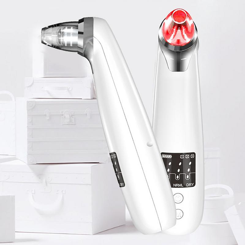 Blackhead Remover Pore Vacuum W/LED Therapy
