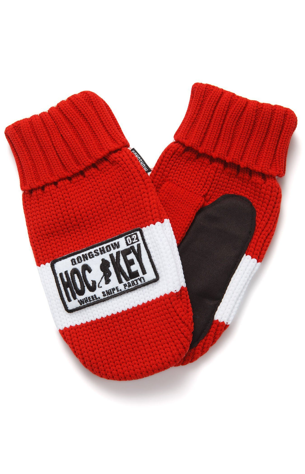 Hockey Sock Mitts Detroit