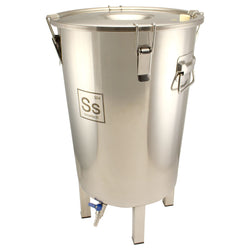 6.95 Gallon SS Brewtech Brew Bucket