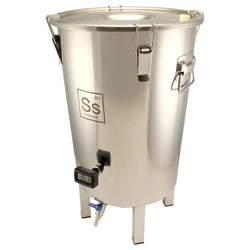 6.95 Gallon Ss Brewtech Brewmaster Brew Bucket