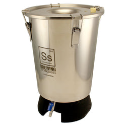 3.5 Gallon Ss Brewtech Mini Brew Bucket