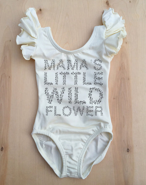 Mamas Little Wildflower Design