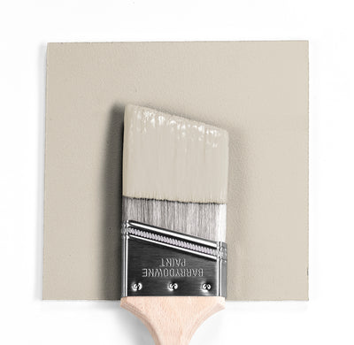 Benjamin Moore Colour OC-15 Natural Fawn wet, dry colour sample.