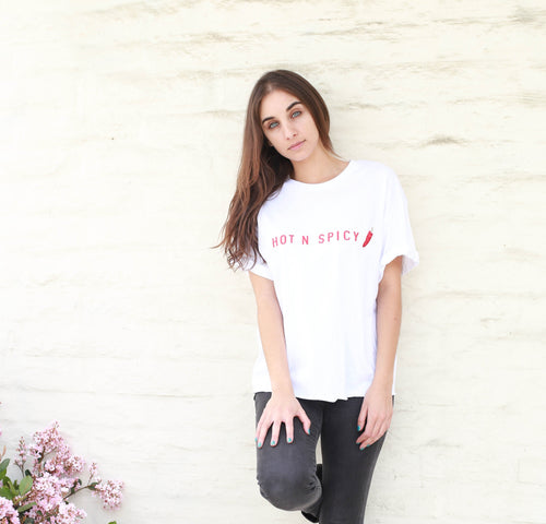 Hot N Spicy Tee
