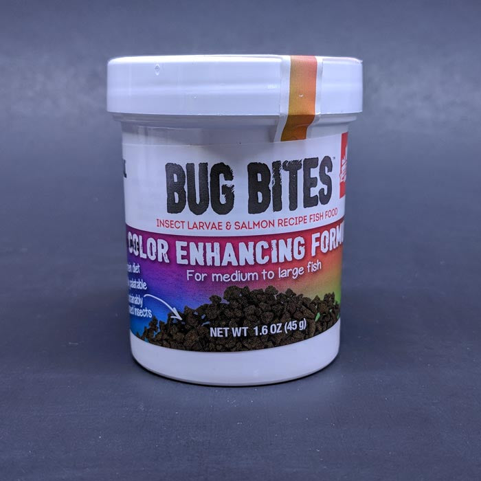 Fluval Bug Bites Color Enhancing Formula