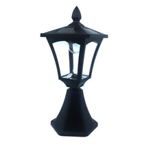 Solar Lamp Post - Solar Statues