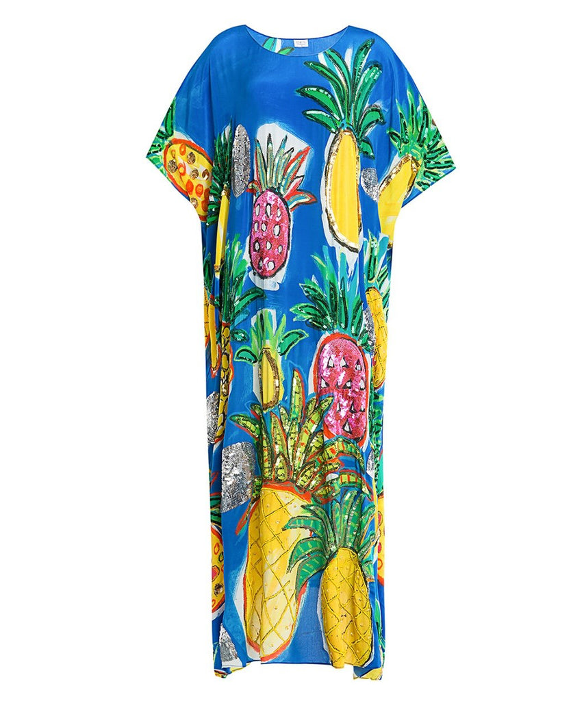 The Pineapple Kaftan
