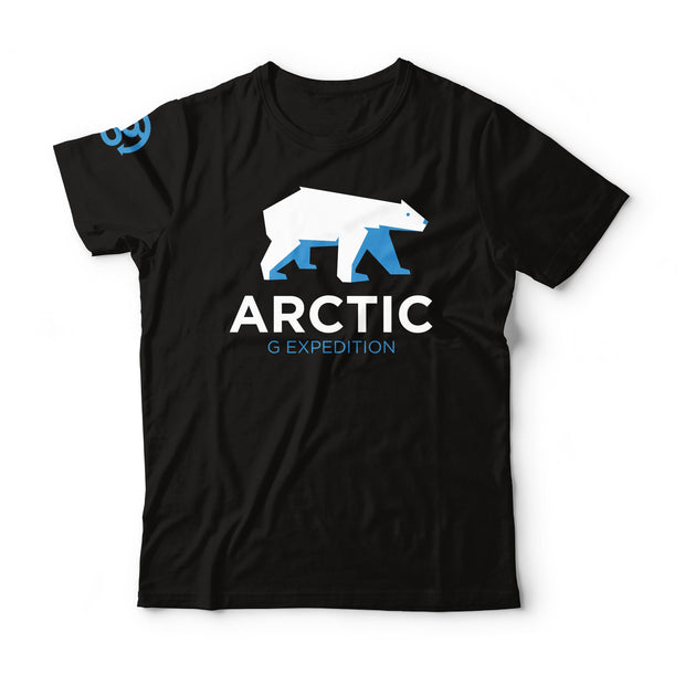 Arctic Polar Bear T-shirt - Womens