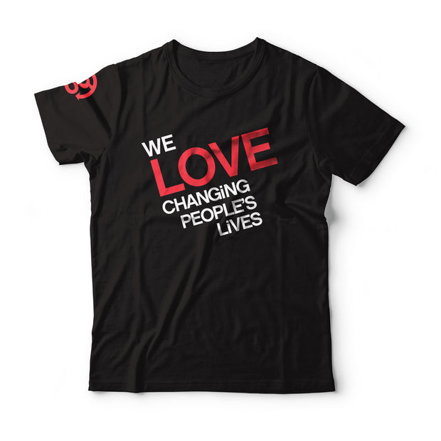Love Core Value T-shirt - Mens