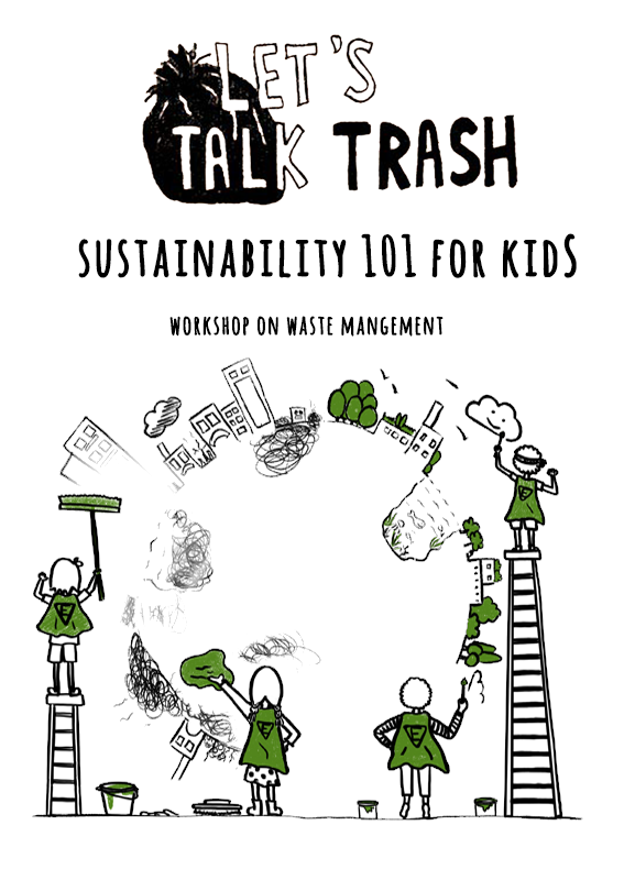 Sustainability 101 for kids