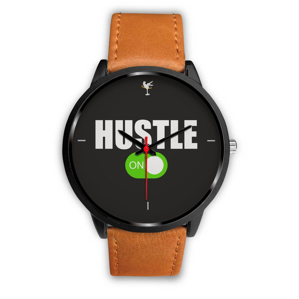 Hustle On Watch - Seven Mania