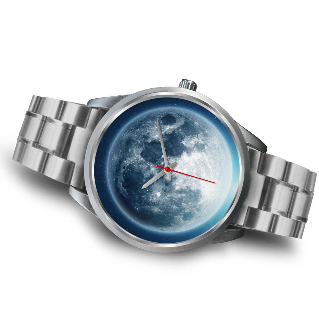 Silver Moon Lover Watch - Seven Mania