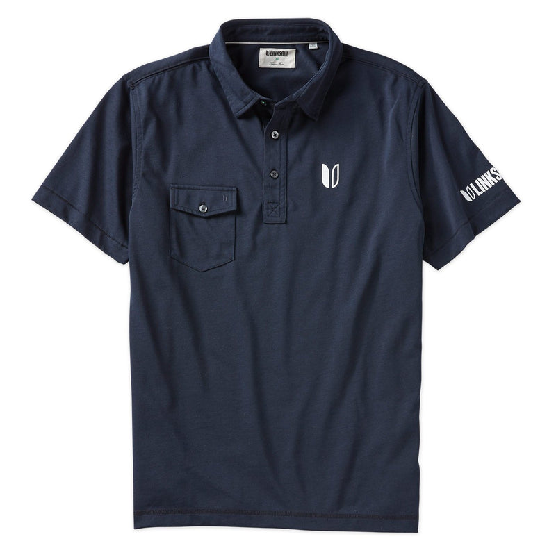 Tour Logo Coast Highway Classic Knit Polo image