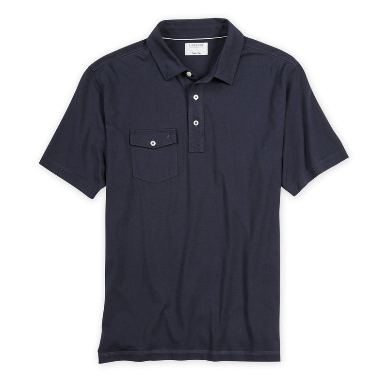 Coast Highway Classic Knit Polo image