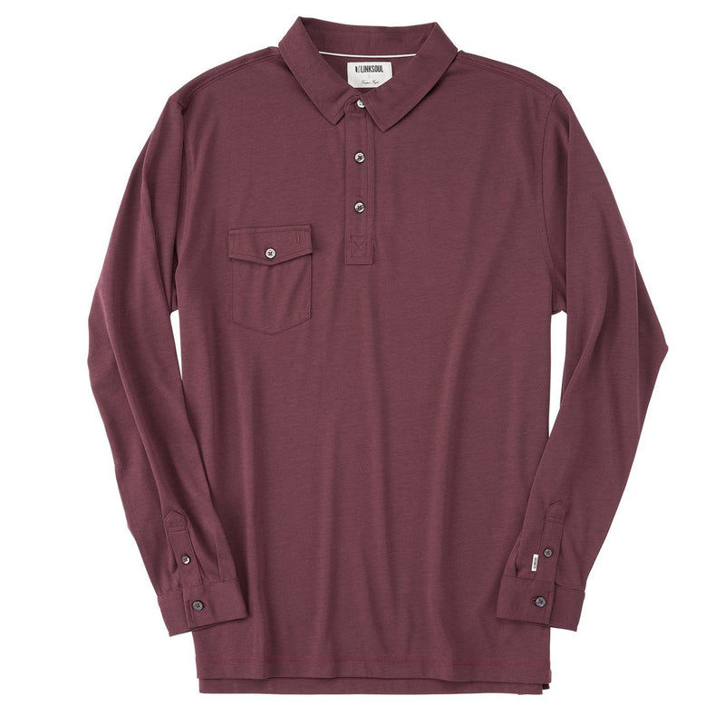 Long Sleeve Coast Hwy Shirt image