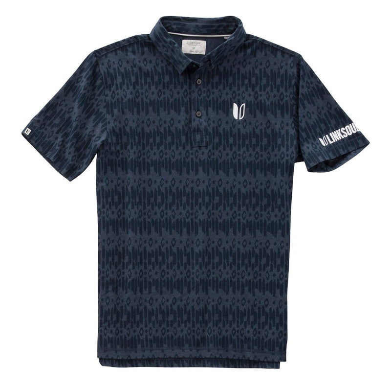 Tour Logo Subtle Printed Short Sleeve Knit Shirt image