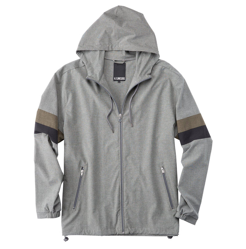 Hooded Windbreaker image