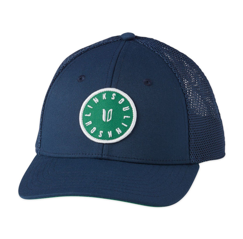 Green Patch Trucker Hat image