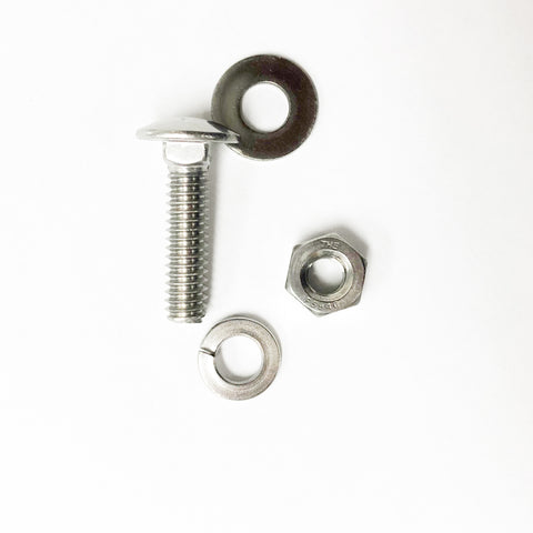 Carriage Bolt Replacement