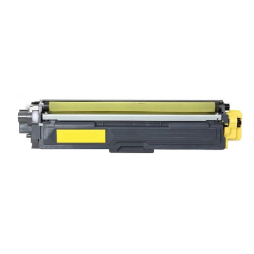 Compatible Brother TN-225 TN225 Yellow Printer Laser Toner Cartridge - Toner King