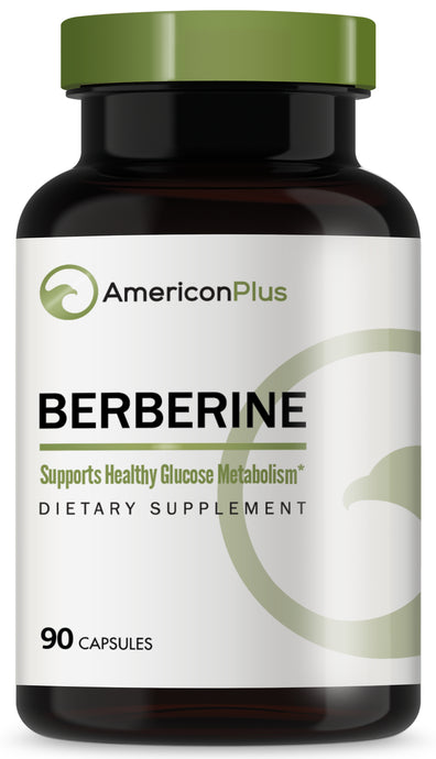 Berberine 500 mg – A Powerful, Natural Supplement to Lower Blood Sugar, Lower Cholesterol, and Lower Blood Pressure