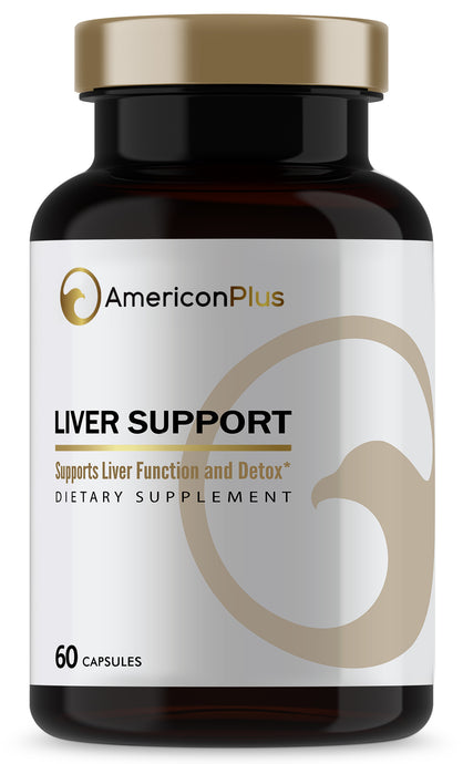 AmericonPlus Liver Cleanse with Superior Detox and Elimination