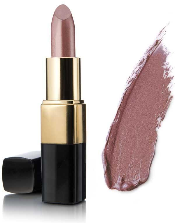 Bella Mari Natural Mineral Lipstick - Bella Mari Natural Mineral Lipstick - 0.2oz Sugar and Spice Shimmer