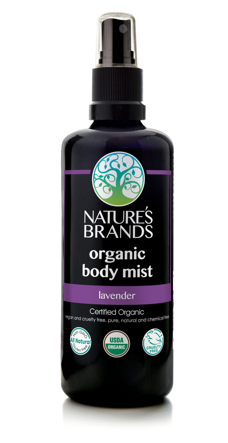 Herbal Choice Mari Organic Body Mist - Herbal Choice Mari Organic Body Mist - Herbal Choice Mari Organic Body Mist