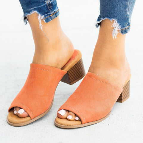 products/womens-classic-peep-toe-mule-heels-qupid-shoes-doria-32e-faux-suede-and-pumps-mid-mules-open-toed-footwear-sandal-orange_793.jpg