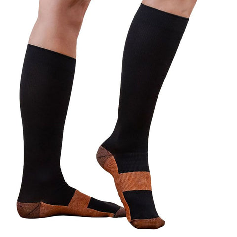 Women Unisex Compression Socks Foot Anti Fatigue Soft Pain Relief Socks - babiesrhere