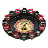 Big Shot Roulette Drinking Game [incl 16 Shot Glasses] - AwesomeIWantThat.com