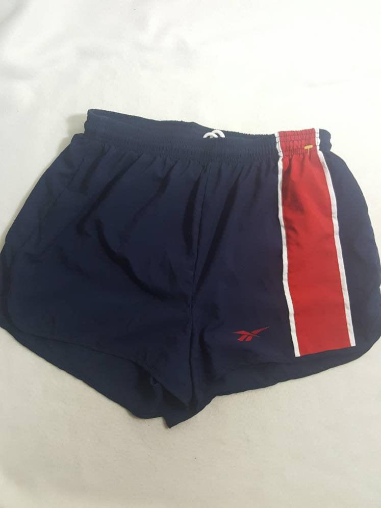 Vtg Reebok Gym Workout Womens shorts size small