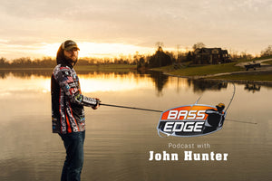 Bass Edge Podcast Talks with John Hunter