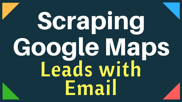 WE WILL EXTRACT AND VERIFY 1000 PERSONALIZED LOCAL BUSINESS LEADS FROM GOOGLE MAPS | BESTSELLER MARKET
