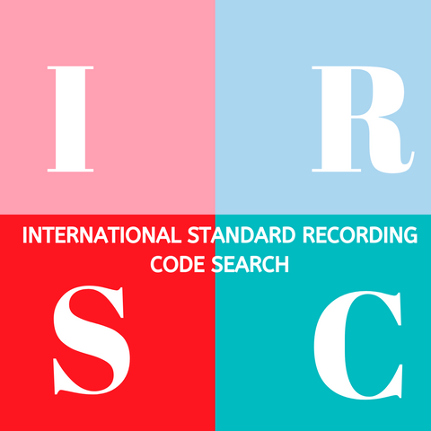 RESEARCH AND PROVIDE ALL YOUR SONG IRSC CODES FOR ASCAP, BMI & SESAC ROYALTY COLLECTION | BESTSELLER MARKET